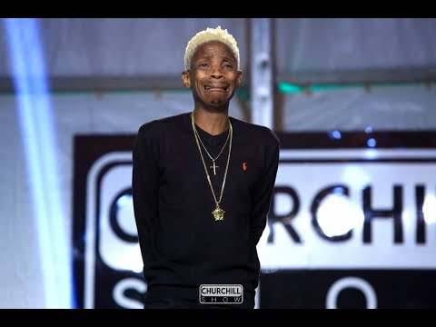 Eric Omondi - How I Met Churchill