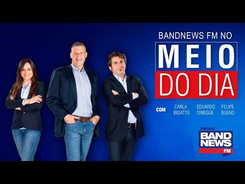 BandNews FM No Meio Do Dia - 09/12/2019