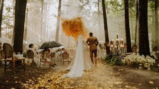 Most Magical Forest Wedding Ever