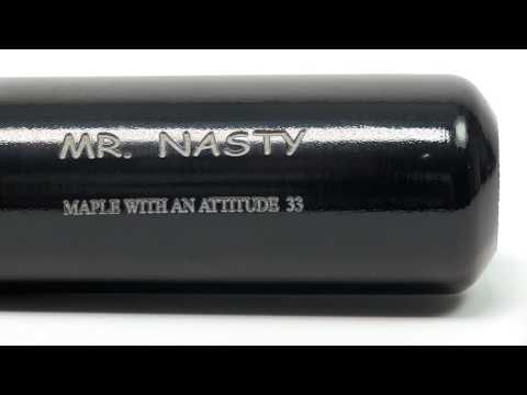 BWP Mr. Nasty Maple Wood Bat: BWPNAS Adult