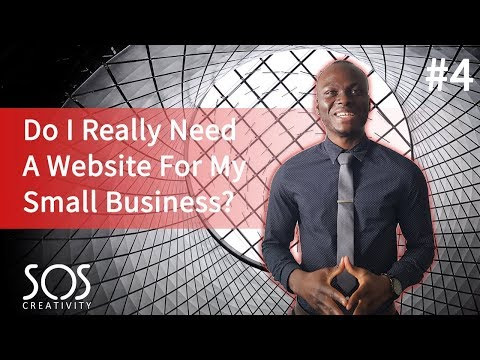 Do I Really Need A Website For My Small Business? - #4
