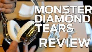 Monster Diamond Tears Edge Headphone Review
