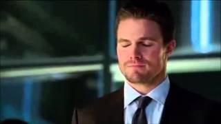 Oliver and Felicity Say Something