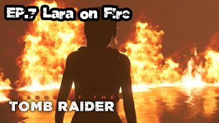 Ep.7 Shadow of the Tomb Raider Game Play [HD] by Ryzen 7 5800H, RTX 3060