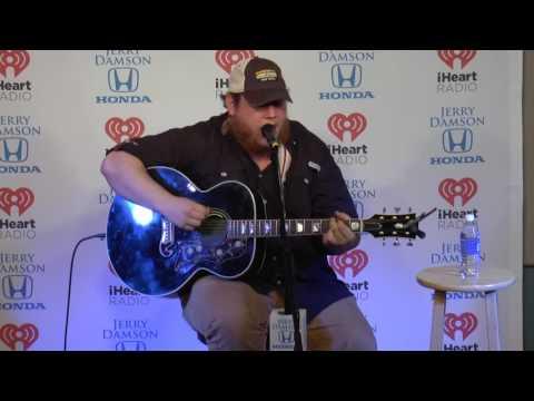 Luke Combs Sings When It Rains It Pours