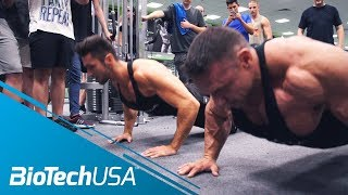 Kiss the Bodybuilder on the Road 2017 - Pécs