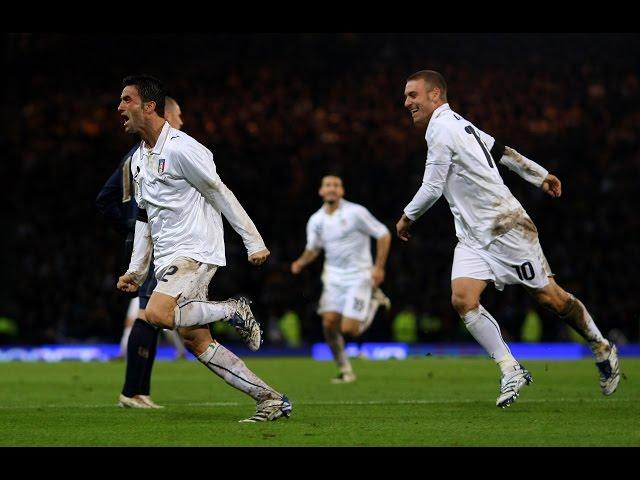 Scozia-Italia 1-2 (17 novembre 2007)