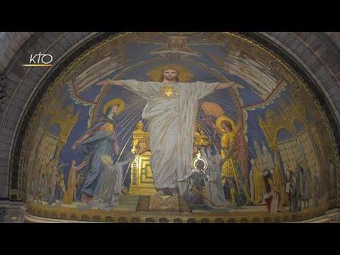 Prière du Milieu du jour du 11 juin 2021 des Bénédictines du Sacré-Coeur de Montmartre