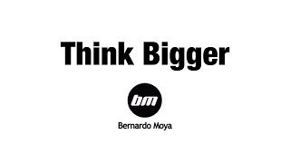 Bernardo Moya - My Weekly Thoughts