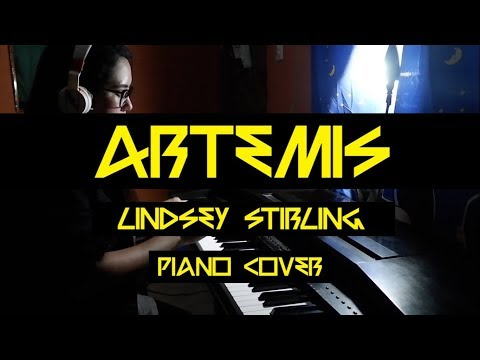 Artemis - Lindsey Stirling (piano cover by Gillian Rose)
