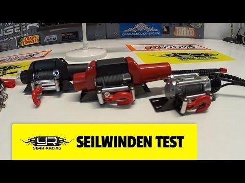 Seilwinden Test › Yeah Racing - HD Full Metal Steel Wired Winches [Deutsch / HD]