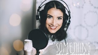 """Christina Perri-""""Something About December"""" Cover    Christmas Studio Sessions"""
