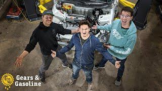 K Swapping My Honda Civic - Episode 3