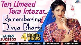 Teri Umeed Tera Intezar - Remembering Divya Bharti   Hindi