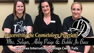 Discovering Cosmetology!