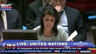 HISTORIC: Nikki Haley