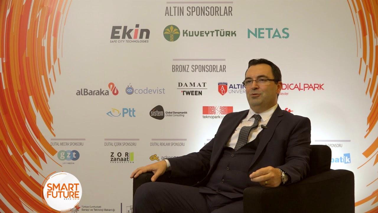 Mehmet Gökalp ÖZKÖK - ENGIE Türkiye Dağıtım Grup Başkanı ve İzgaz Genel Müdürü
