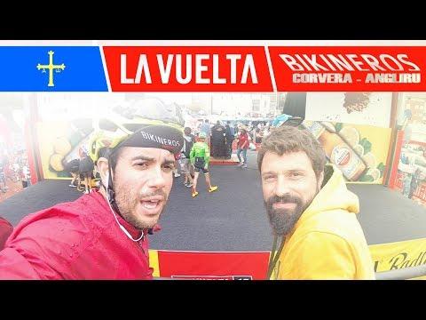 Bikineros en La Vuelta '17 (Corvera - Angliru)