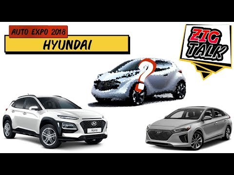 Hyundai @ Auto Expo 2018: What To Expect | ZigTalk | ZigWheels.com