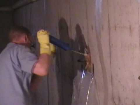 Foundation Repair for a Bowing Wall