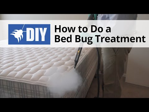 Video How to do a Bed Bug Treatment