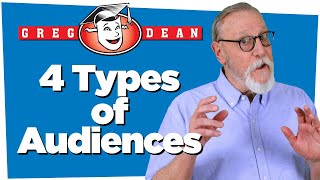4 Kinds of Audiences