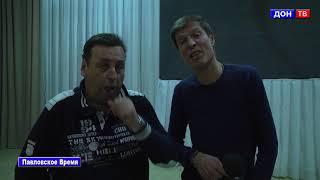 Интервью с Владимиром Данилец и Владимиром Моисеенко.  г. Павловск Воронежской обл