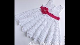 Crochet Patterns| For Free |crochet Baby Dress| 2129