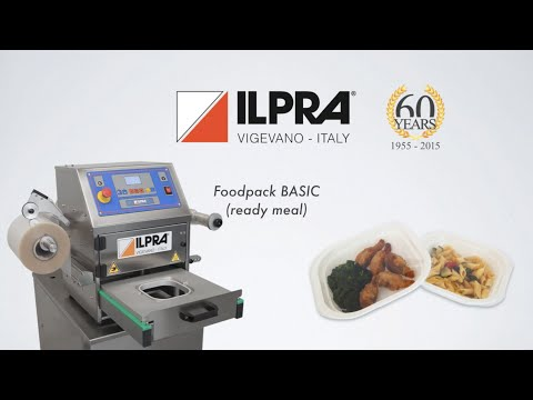 Tray Sealers | FoodPack Basic
