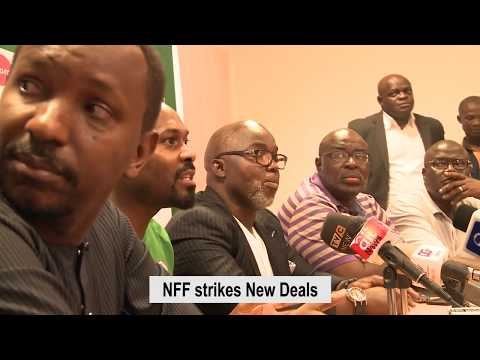 VIDEO: NFF Strikes New Deals