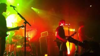 Ash - Burn Baby Burn (feat. Charlotte Hatherley live Dublin 2011)