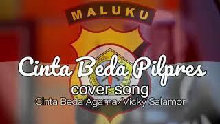 Cinta Beda Pilpres Cover Song Vicky Salamor - Voc : Bripka Barry ZLS