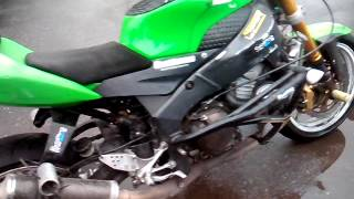 Мотоцикл для станта