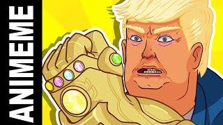 ANIMEME 31 - Trump's Despacito War for Milk