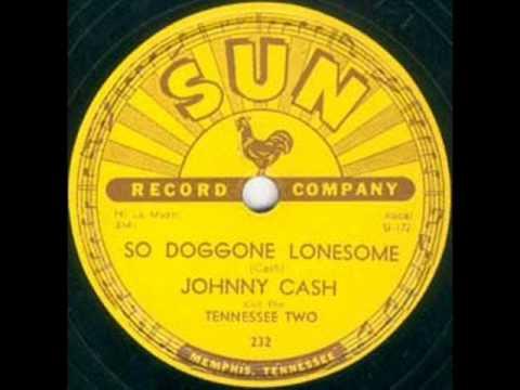 So Doggone Lonesome cover