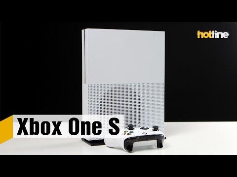 Видео № 0 из игры Microsoft Xbox One S 1TB + игра Gears of War 4