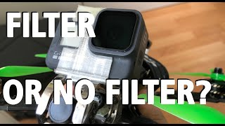 GoPro ND4 Filter, or no Filter for FPV Drone? You decide!