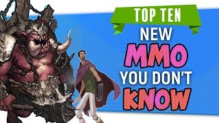 """Top Ten New MMO You Don"