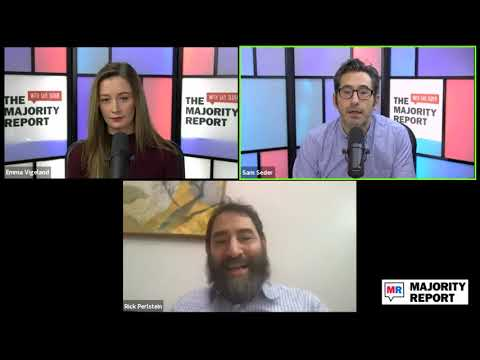 The GOP as the Insurrectionist Party w/ Rick Perlstein & Lizet Ocampo - MR Live - 1/7/2