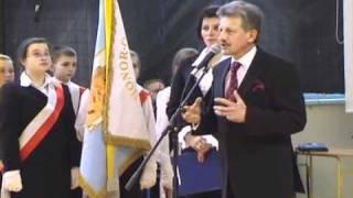 Otwarcie sali gimnastycznej w Kopytowej (1)