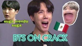 BTS ON CRACK II Suga Siendo Suga II [Español]