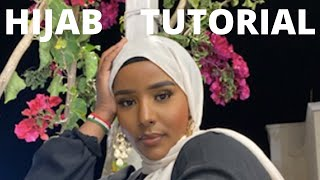 4 HIJAB STYLES WITH EARRINGS   MY HIJAB STRUGGLES/JOURNEY   TUTORIAL FOR OCCASIONS/EID