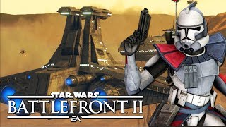 CAPITAL SUPREMACY - ARC TROOPER GAMEPLAY! Star Wars Battlefront 2