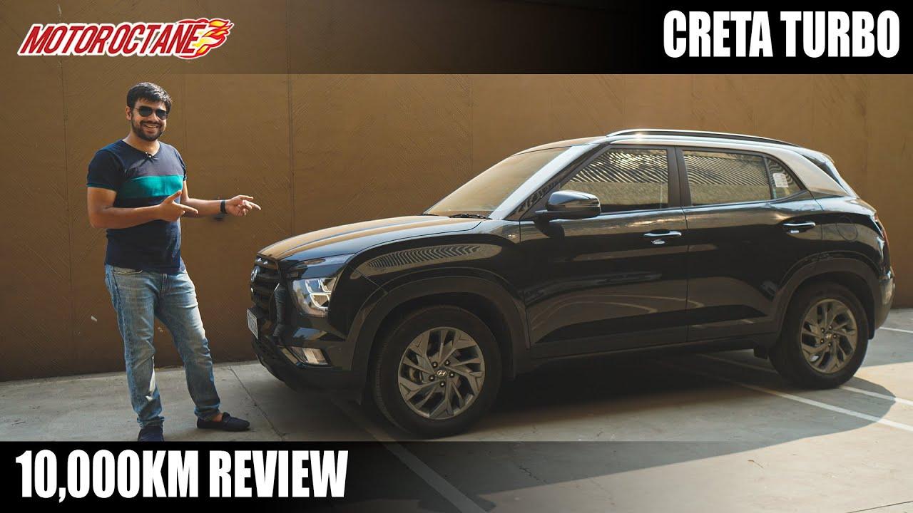 Motoroctane Youtube Video - 10,000km Hyundai Creta Turbo Review - Is it worth it?