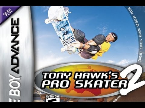 tony hawk's pro skater 2 gba download