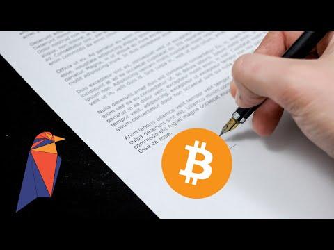 Investire in rischi di bitcoin
