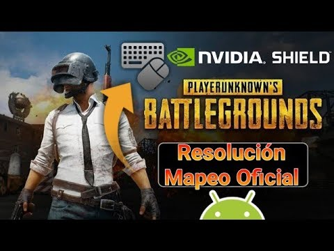 PUBG Mobile on Shield Android TV Oreo with Hardware Controller
