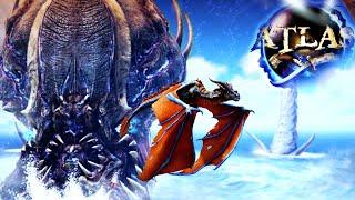 Atlas - The Ending Of Atlas, Kraken Final Boss Defeat & Rare Demon Ghost Ship! - Atlas End Gameplay