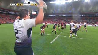 Guinness Pro14 Rugby gli Highlights della splendida vittoria delle Zebre