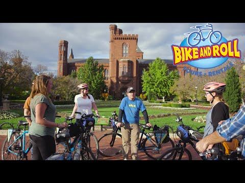 Washington DC Bike and Segway Tours by Bike and Roll DC